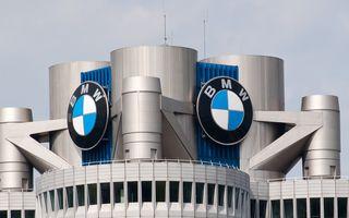 """BMW: """"Vrem să reducem costurile de producție cu 25% per vehicul"""""""
