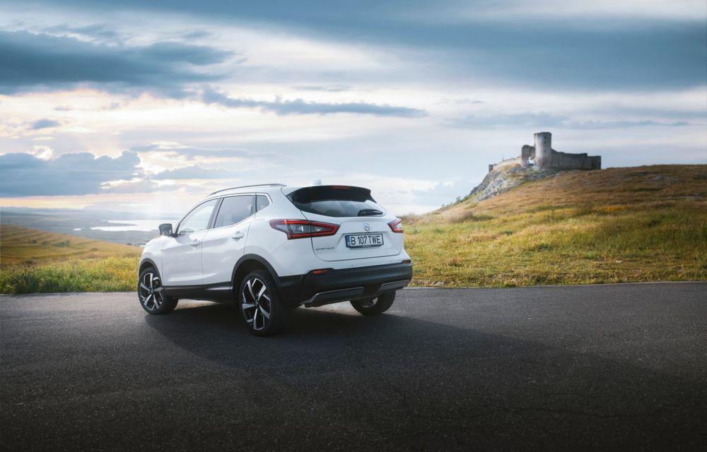Cu Nissan Qashqai la Cetatea Enisala: am găsit 5 motive pentru care 40% din clienții actuali rămân fideli SUV-ului - Poza 3