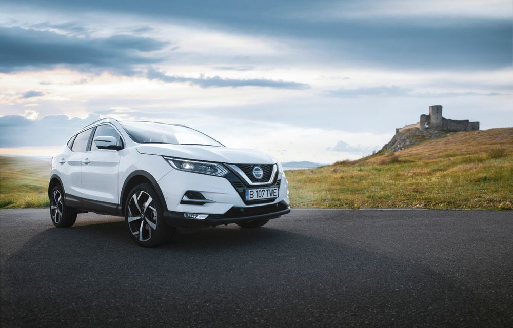 Cu Nissan Qashqai la Cetatea Enisala: am găsit 5 motive pentru care 40% din clienții actuali rămân fideli SUV-ului - Poza 2