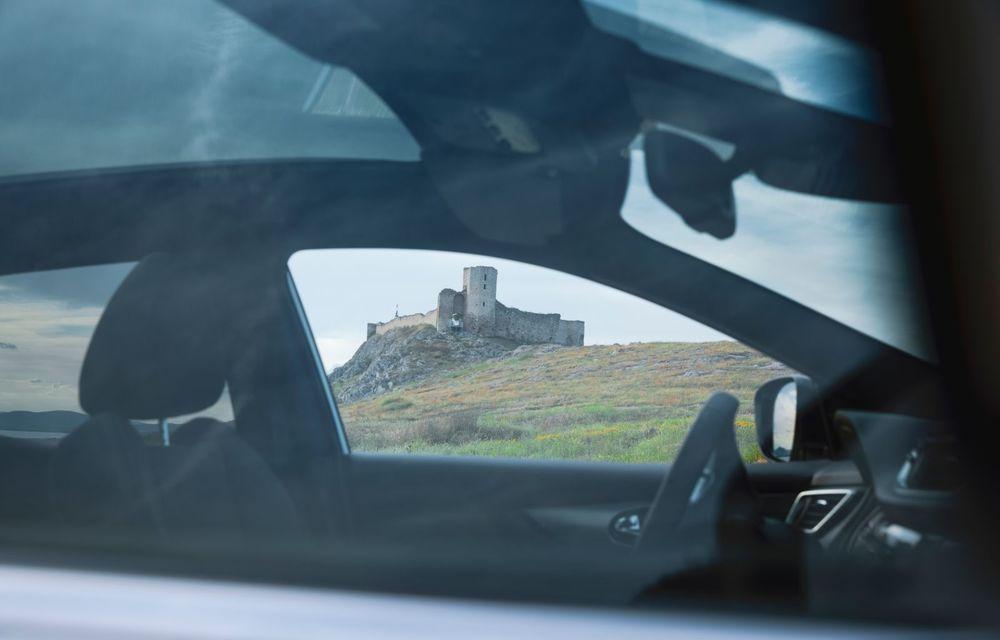 Cu Nissan Qashqai la Cetatea Enisala: am găsit 5 motive pentru care 40% din clienții actuali rămân fideli SUV-ului - Poza 11