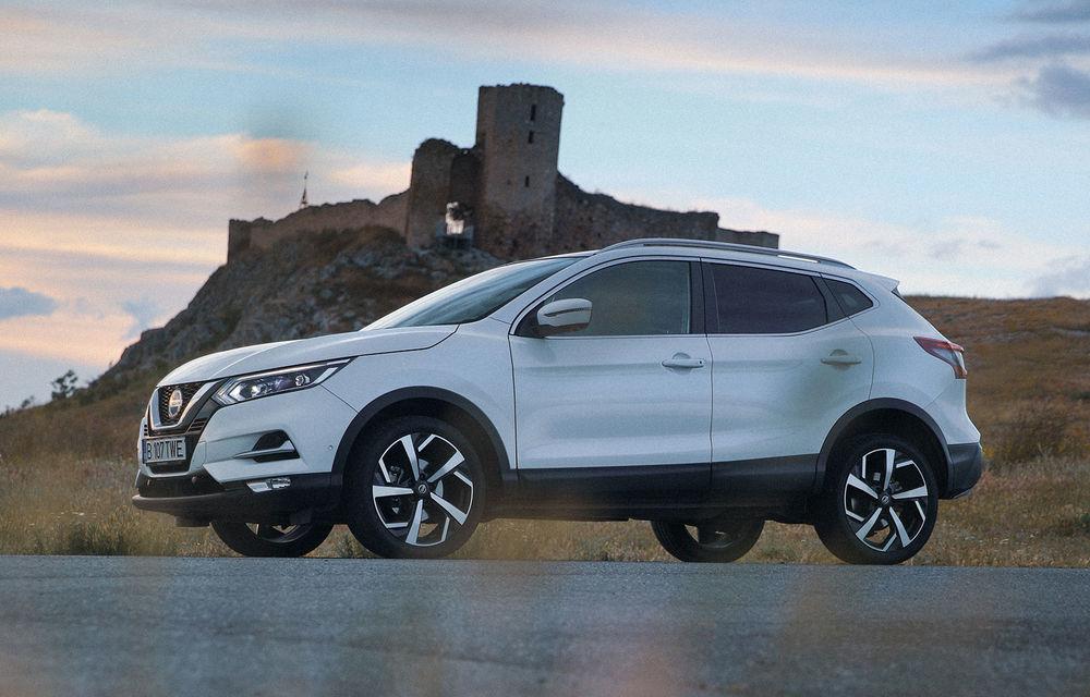 Cu Nissan Qashqai la Cetatea Enisala: am găsit 5 motive pentru care 40% din clienții actuali rămân fideli SUV-ului - Poza 4
