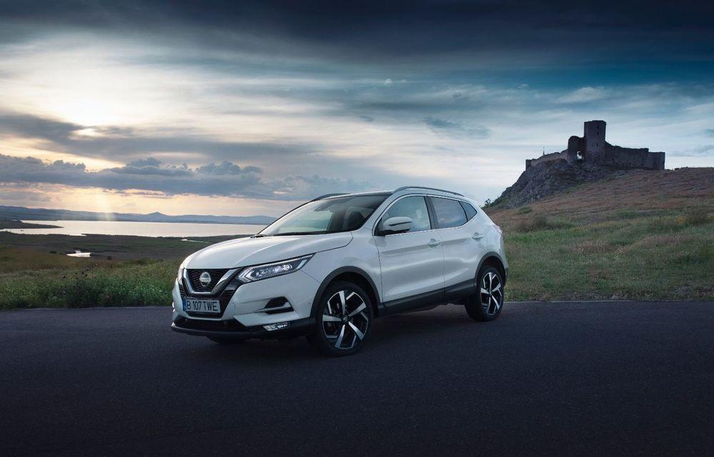 Cu Nissan Qashqai la Cetatea Enisala: am găsit 5 motive pentru care 40% din clienții actuali rămân fideli SUV-ului - Poza 1