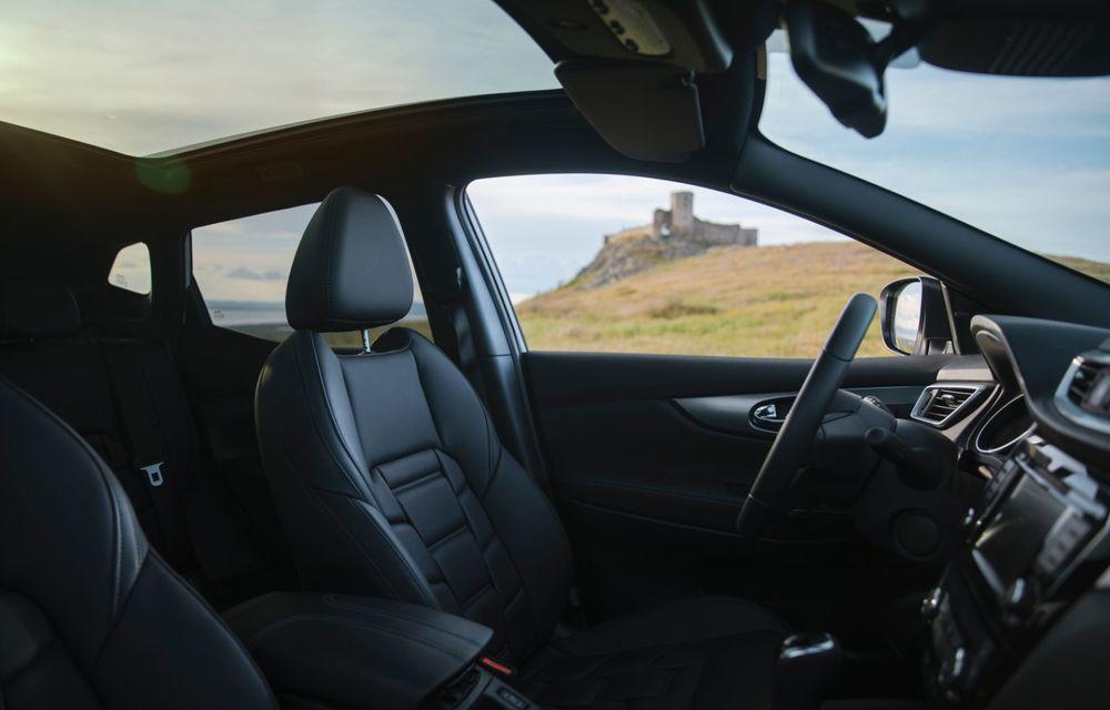 Cu Nissan Qashqai la Cetatea Enisala: am găsit 5 motive pentru care 40% din clienții actuali rămân fideli SUV-ului - Poza 21