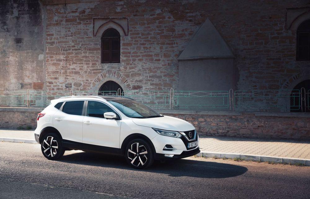 Cu Nissan Qashqai la Cetatea Enisala: am găsit 5 motive pentru care 40% din clienții actuali rămân fideli SUV-ului - Poza 6