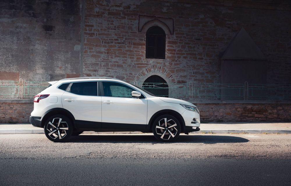 Cu Nissan Qashqai la Cetatea Enisala: am găsit 5 motive pentru care 40% din clienții actuali rămân fideli SUV-ului - Poza 5
