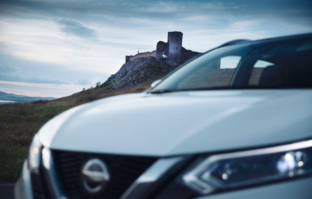 Cu Nissan Qashqai la Cetatea Enisala: am găsit 5 motive pentru care 40% din clienții actuali rămân fideli SUV-ului - Poza 7