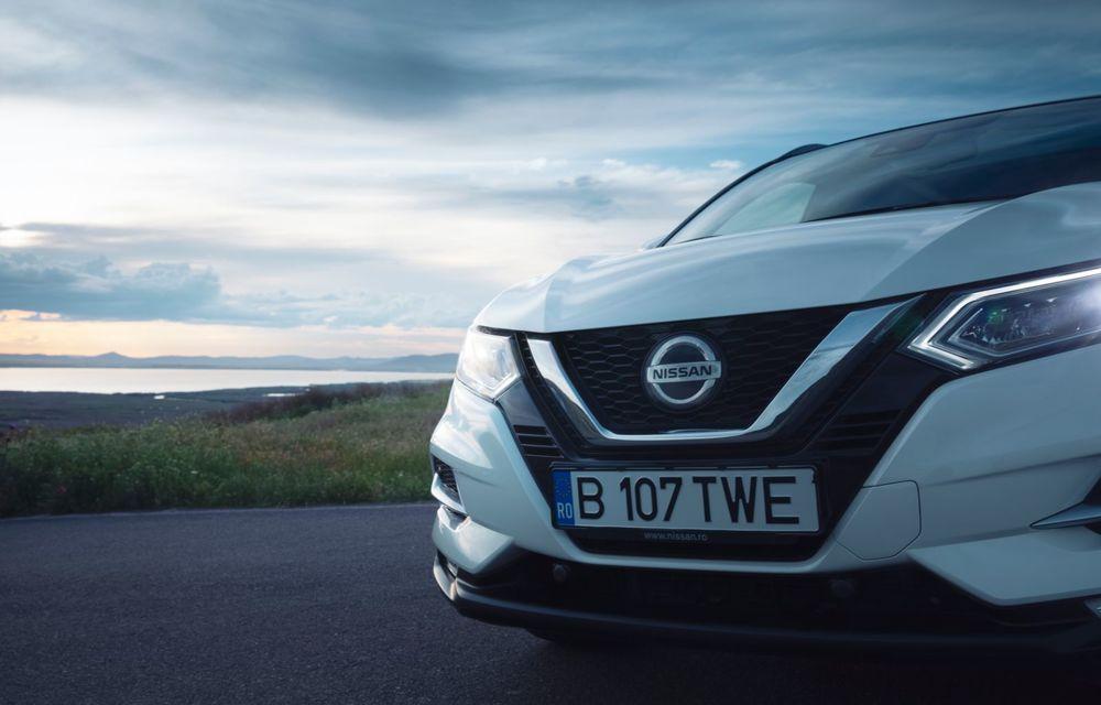 Cu Nissan Qashqai la Cetatea Enisala: am găsit 5 motive pentru care 40% din clienții actuali rămân fideli SUV-ului - Poza 8