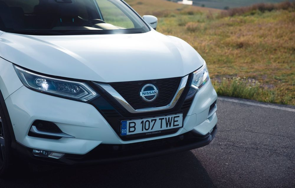 Cu Nissan Qashqai la Cetatea Enisala: am găsit 5 motive pentru care 40% din clienții actuali rămân fideli SUV-ului - Poza 10