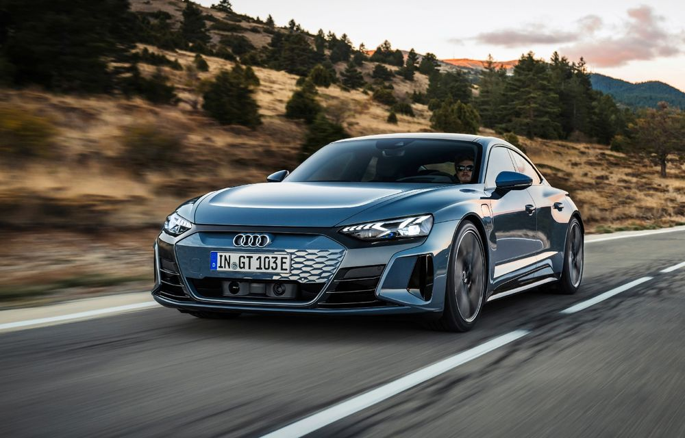 OFICIAL: Din 2026, Audi oprește lansările de modele noi cu motoare termice - Poza 1
