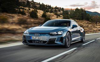 OFICIAL: Din 2026, Audi oprește lansările de modele noi cu motoare termice