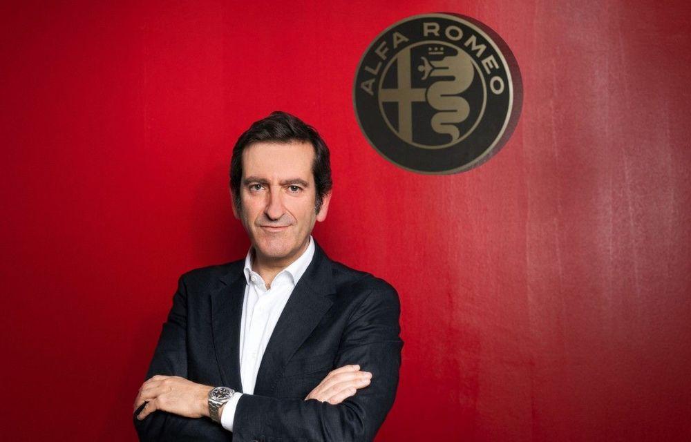 Designerul care a creat noul logo Dacia a devenit șef la Alfa Romeo - Poza 1