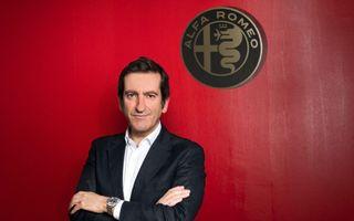 Designerul care a creat noul logo Dacia a devenit șef la Alfa Romeo