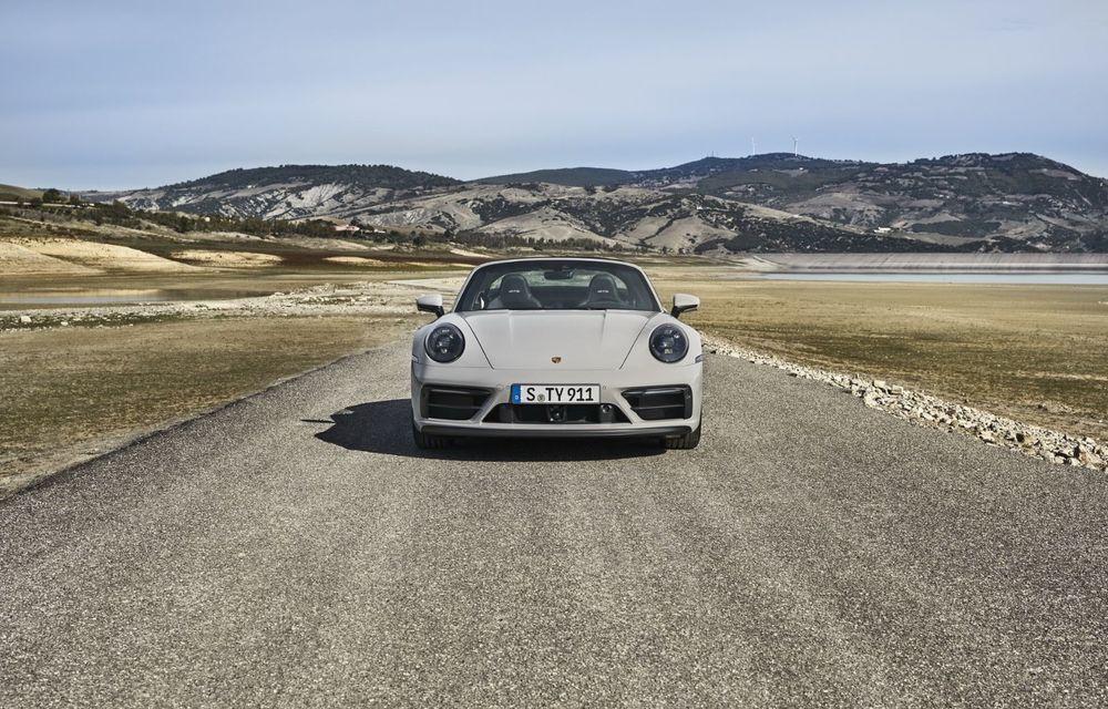 Noul Porsche 911 GTS: 480 de cai putere și transmisie manuală cu 7 trepte - Poza 10