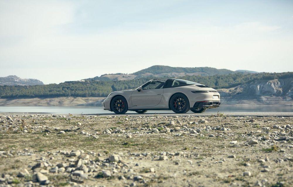 Noul Porsche 911 GTS: 480 de cai putere și transmisie manuală cu 7 trepte - Poza 13