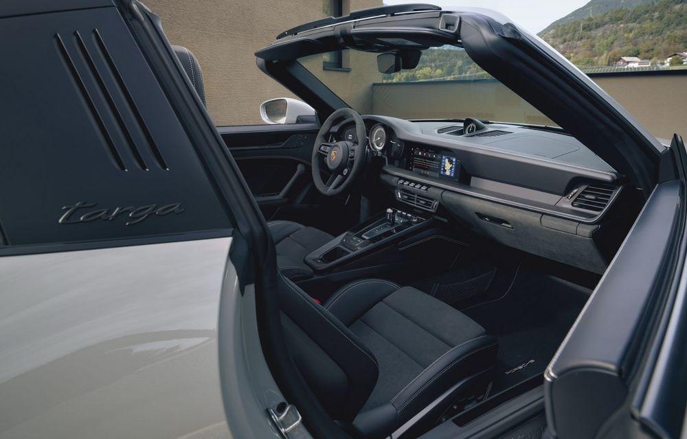 Noul Porsche 911 GTS: 480 de cai putere și transmisie manuală cu 7 trepte - Poza 26