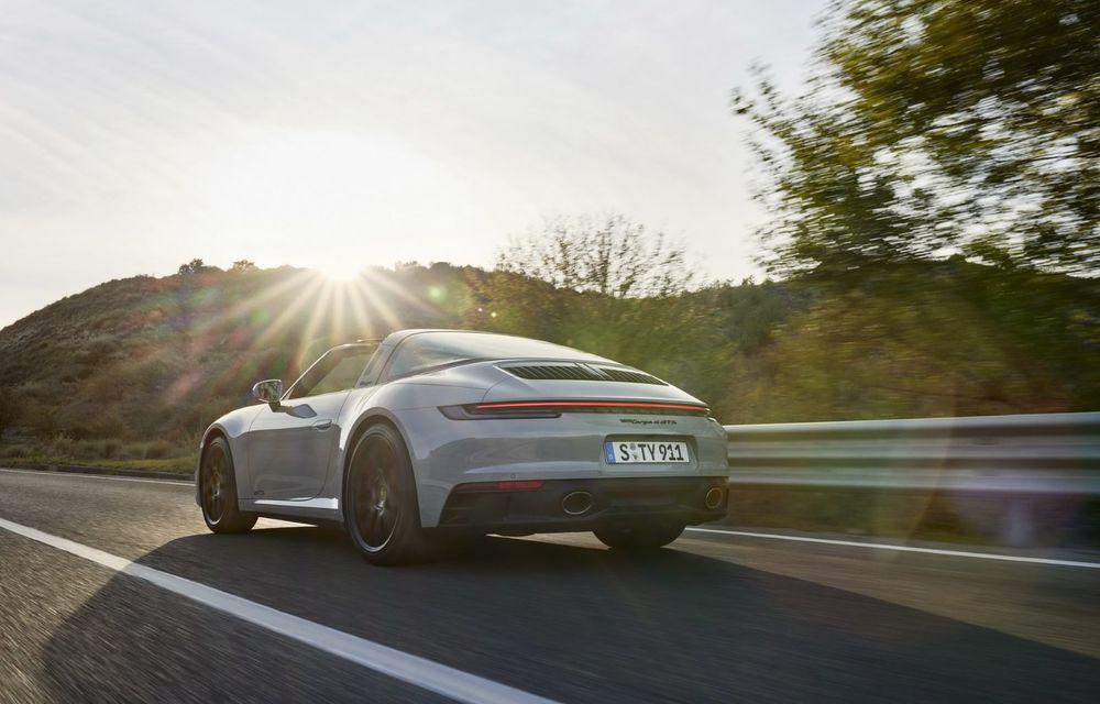 Noul Porsche 911 GTS: 480 de cai putere și transmisie manuală cu 7 trepte - Poza 6