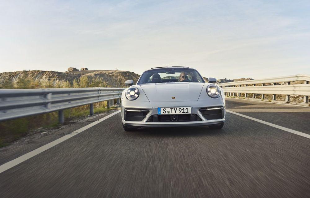 Noul Porsche 911 GTS: 480 de cai putere și transmisie manuală cu 7 trepte - Poza 3