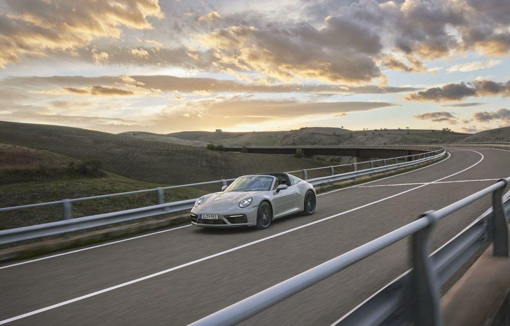 Noul Porsche 911 GTS: 480 de cai putere și transmisie manuală cu 7 trepte - Poza 5