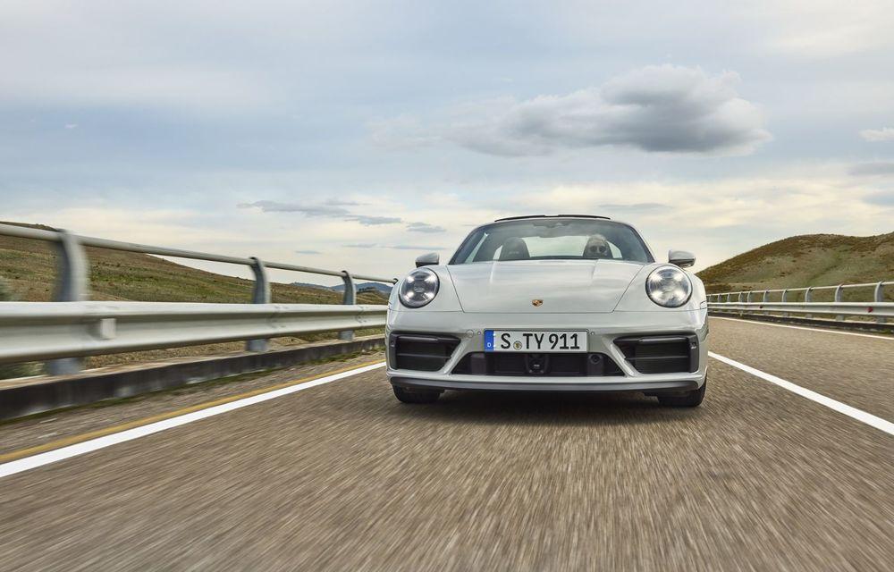 Noul Porsche 911 GTS: 480 de cai putere și transmisie manuală cu 7 trepte - Poza 11