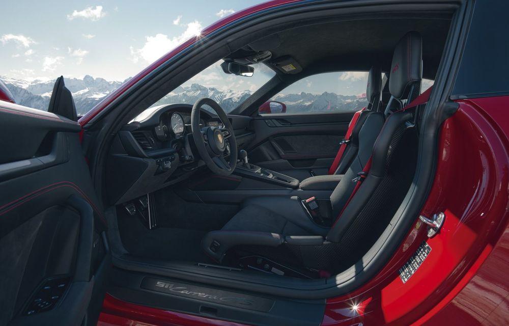 Noul Porsche 911 GTS: 480 de cai putere și transmisie manuală cu 7 trepte - Poza 31
