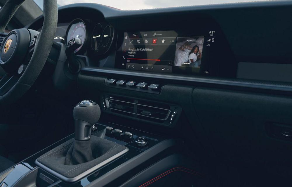 Noul Porsche 911 GTS: 480 de cai putere și transmisie manuală cu 7 trepte - Poza 28