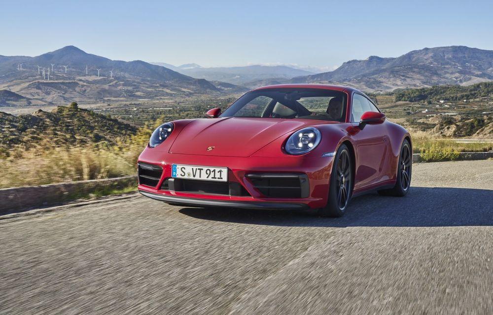 Noul Porsche 911 GTS: 480 de cai putere și transmisie manuală cu 7 trepte - Poza 15