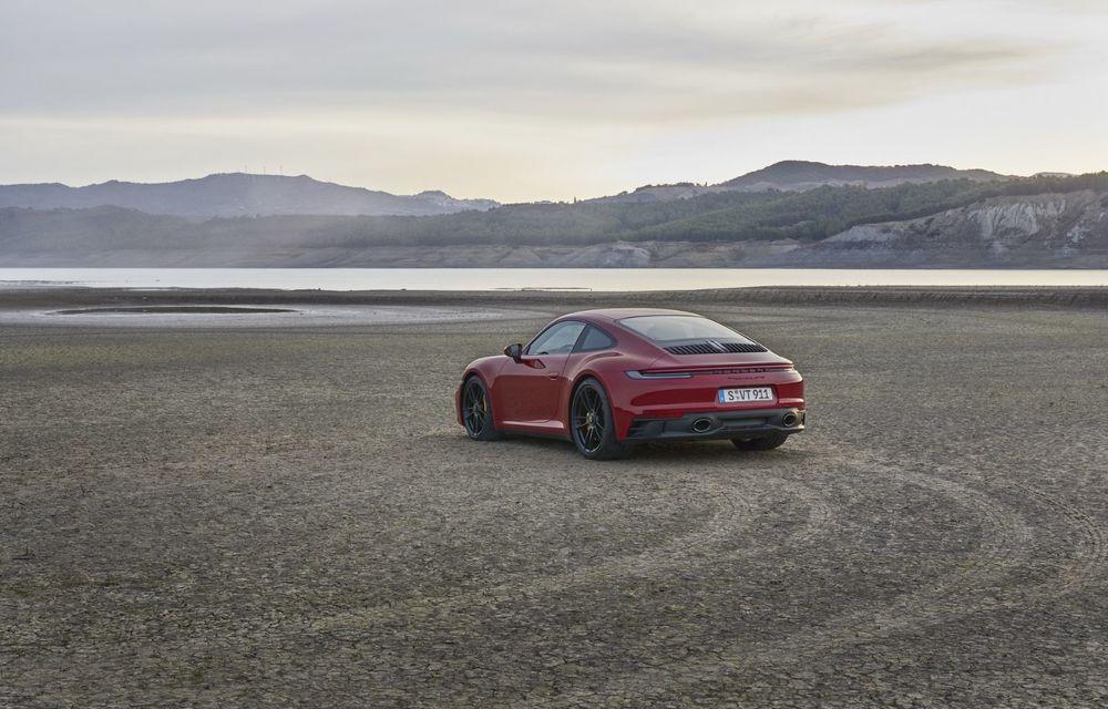 Noul Porsche 911 GTS: 480 de cai putere și transmisie manuală cu 7 trepte - Poza 18