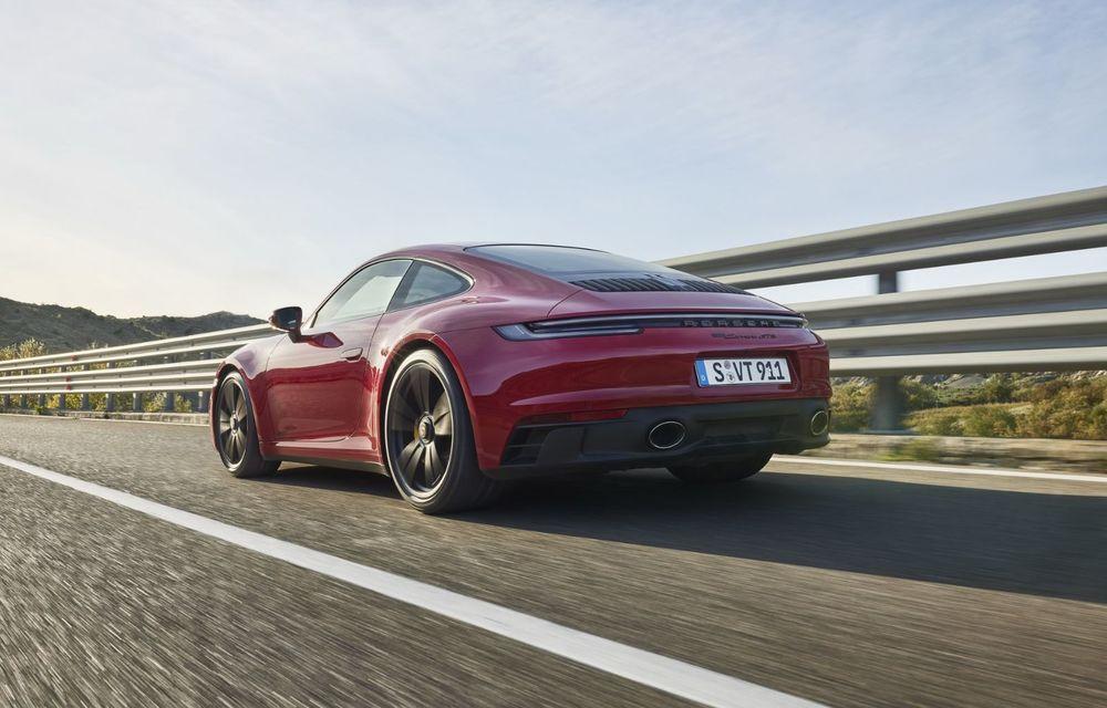 Noul Porsche 911 GTS: 480 de cai putere și transmisie manuală cu 7 trepte - Poza 19