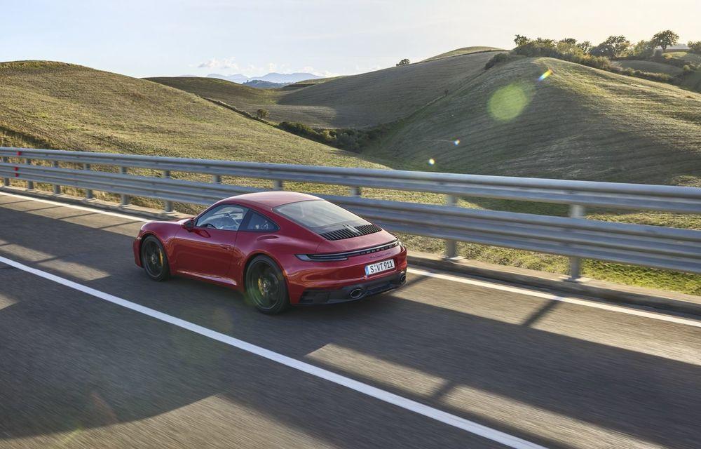 Noul Porsche 911 GTS: 480 de cai putere și transmisie manuală cu 7 trepte - Poza 20