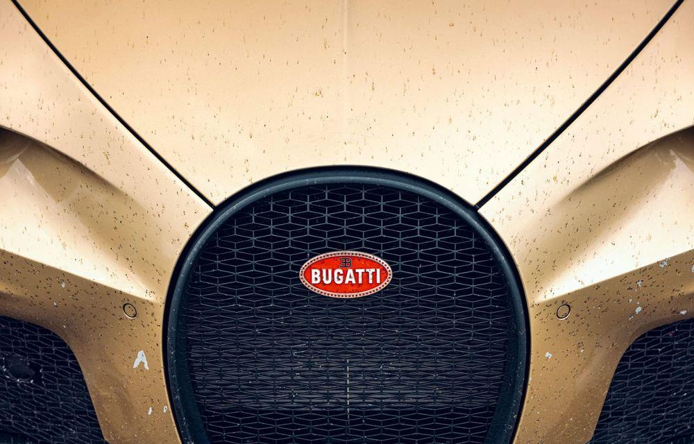 Teste la viteze de 440 km/h cu noul Bugatti Chiron Super Sport - Poza 12