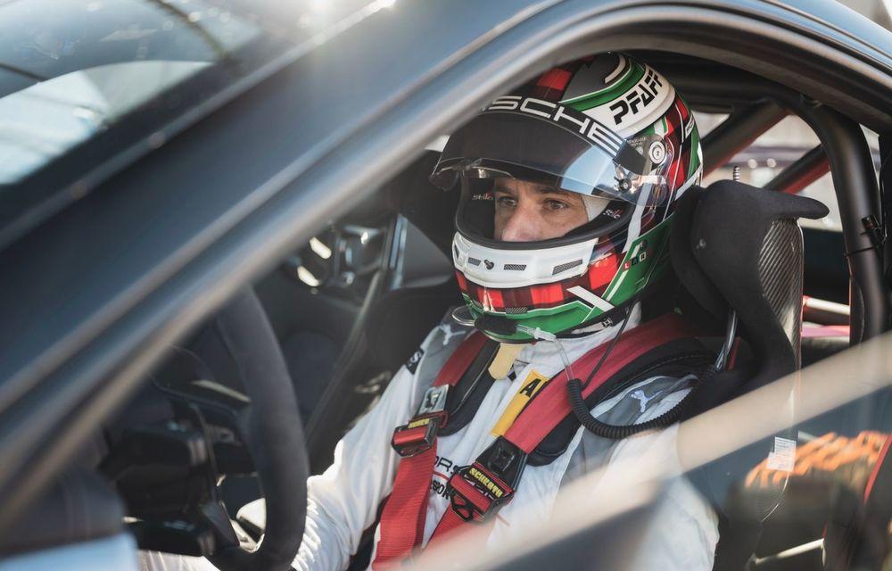 Porsche 911 GT2 RS, modificat de Manthey Racing, a devenit cea mai rapidă mașină de stradă de pe Nurburgring - Poza 15