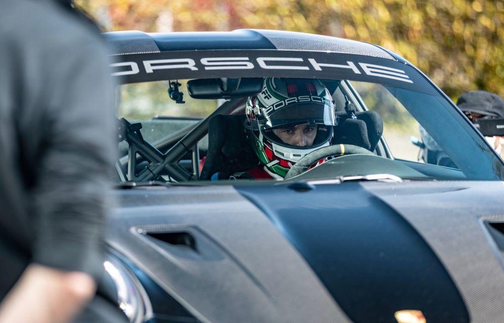 Porsche 911 GT2 RS, modificat de Manthey Racing, a devenit cea mai rapidă mașină de stradă de pe Nurburgring - Poza 18