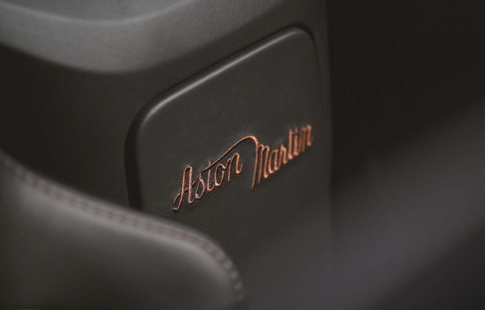 Ediția limitată A3 Vantage Roadster, dedicată celui mai vechi vehicul Aston Martin - Poza 9