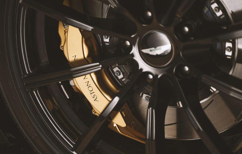 Ediția limitată A3 Vantage Roadster, dedicată celui mai vechi vehicul Aston Martin - Poza 11