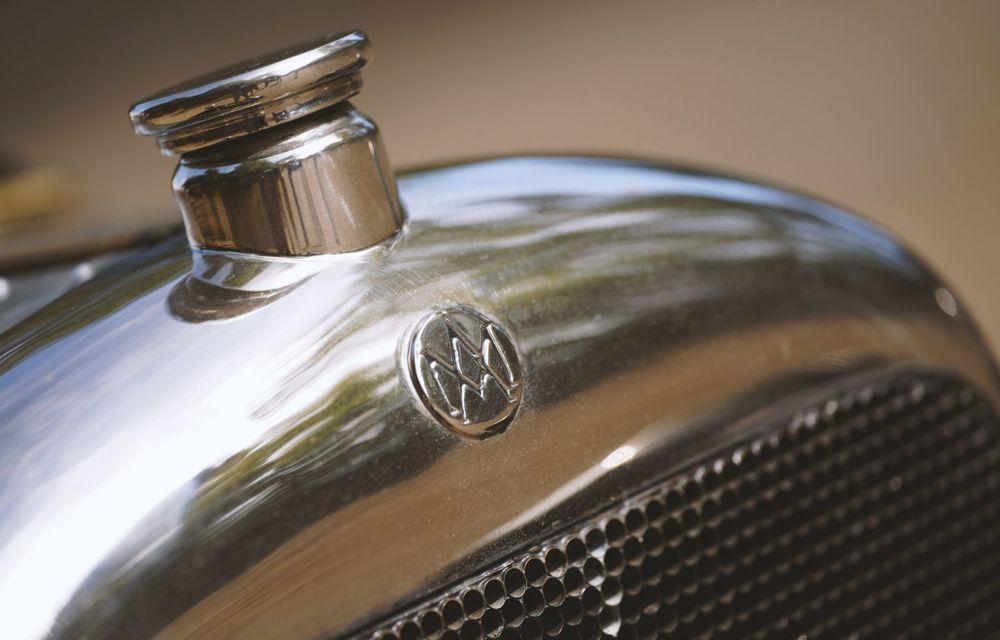 Ediția limitată A3 Vantage Roadster, dedicată celui mai vechi vehicul Aston Martin - Poza 15