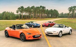 Mazda: Viitoarea generație MX-5 va fi electrificată