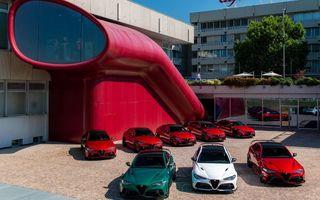 Alfa Romeo începe livrările pentru Giulia GTA și Giulia GTAm în ziua în care împlinește 111 ani