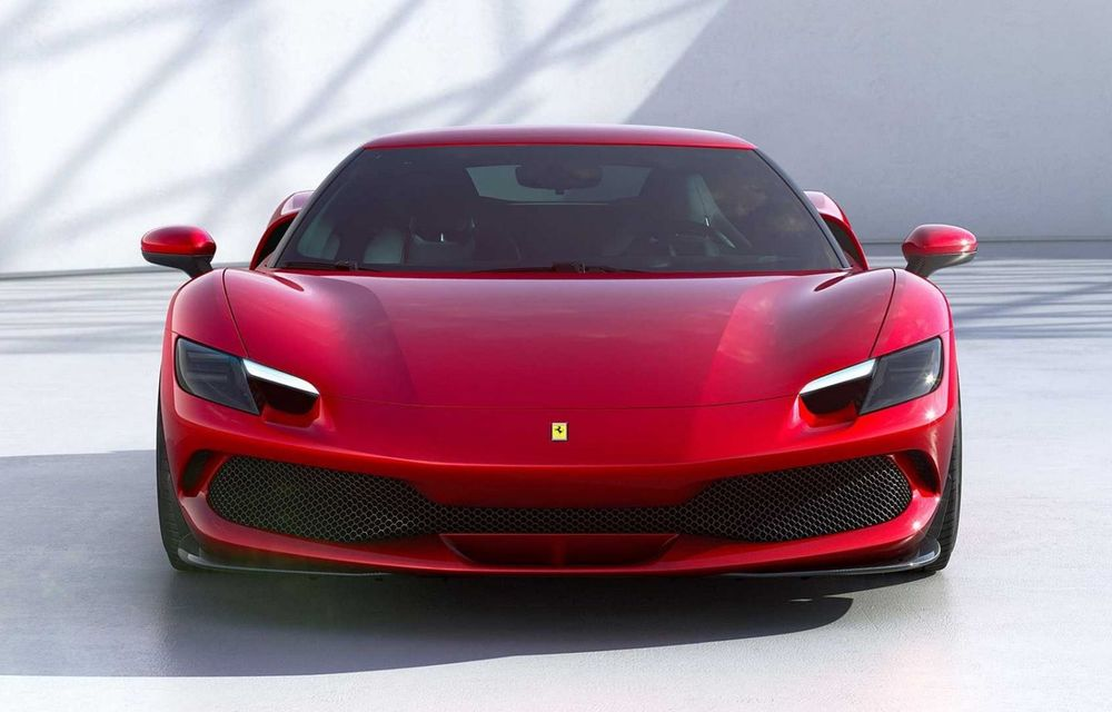 PREMIERĂ: Ferrari 296 GTB se lansează cu motor V6 plug-in hybrid, 830 CP și 25 de km autonomie electrică - Poza 4
