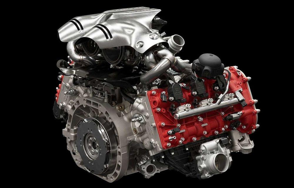 PREMIERĂ: Ferrari 296 GTB se lansează cu motor V6 plug-in hybrid, 830 CP și 25 de km autonomie electrică - Poza 13