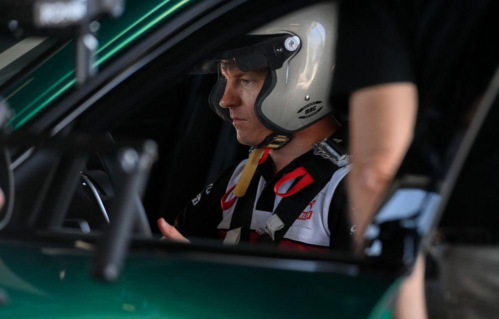 Cum se simte noua Alfa Romeo Giulia GTAm în mâinile unui fost campion mondial de Formula 1 - Poza 4