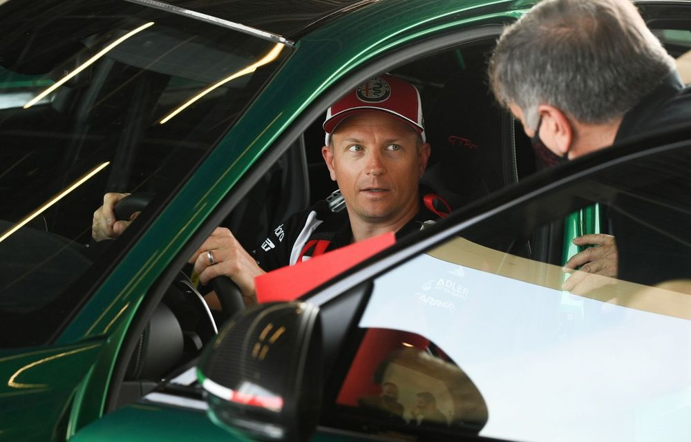 Cum se simte noua Alfa Romeo Giulia GTAm în mâinile unui fost campion mondial de Formula 1 - Poza 6