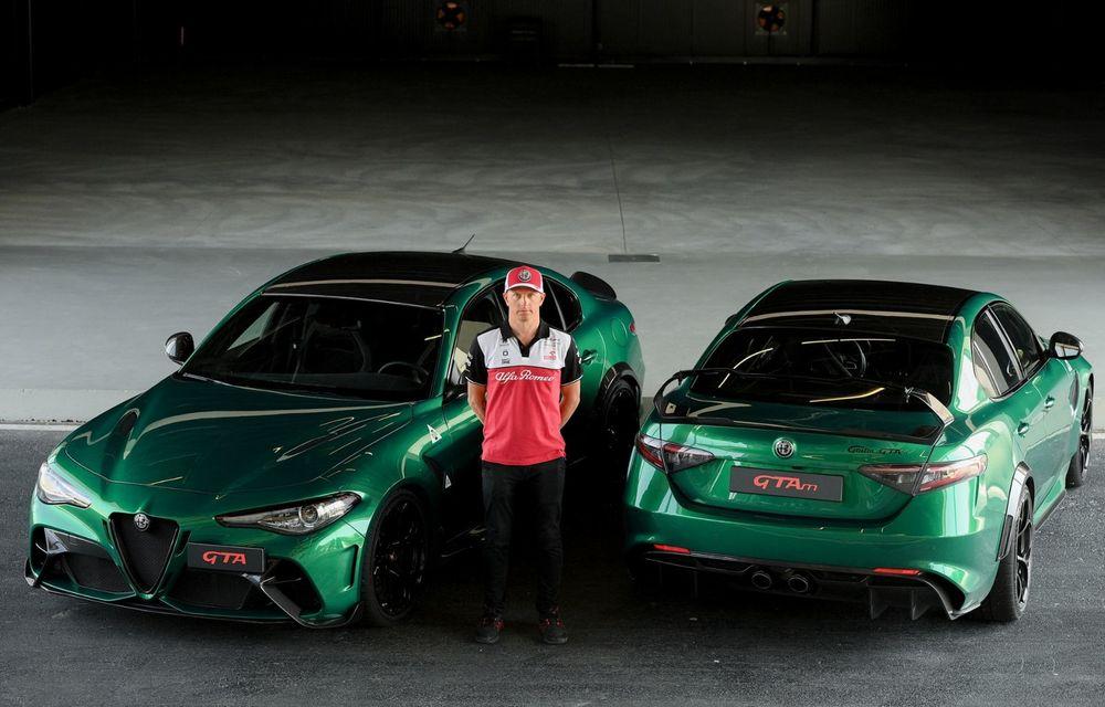 Cum se simte noua Alfa Romeo Giulia GTAm în mâinile unui fost campion mondial de Formula 1 - Poza 2