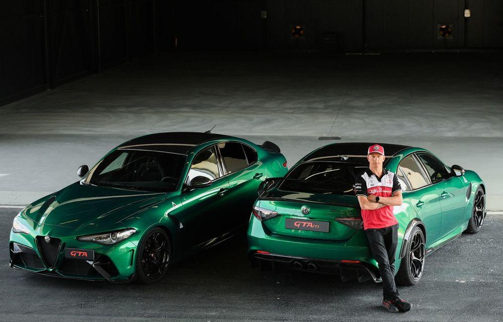 Cum se simte noua Alfa Romeo Giulia GTAm în mâinile unui fost campion mondial de Formula 1 - Poza 1