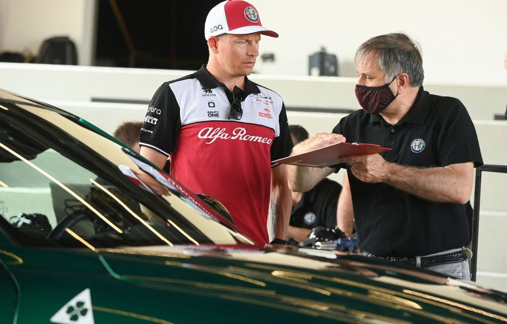 Cum se simte noua Alfa Romeo Giulia GTAm în mâinile unui fost campion mondial de Formula 1 - Poza 7