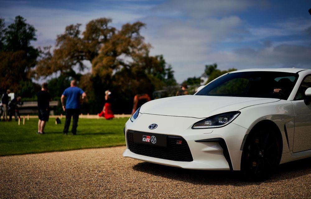 Noua Toyota GR 86, debut dinamic cu ocazia Festivalului Vitezei de la Goodwood - Poza 9