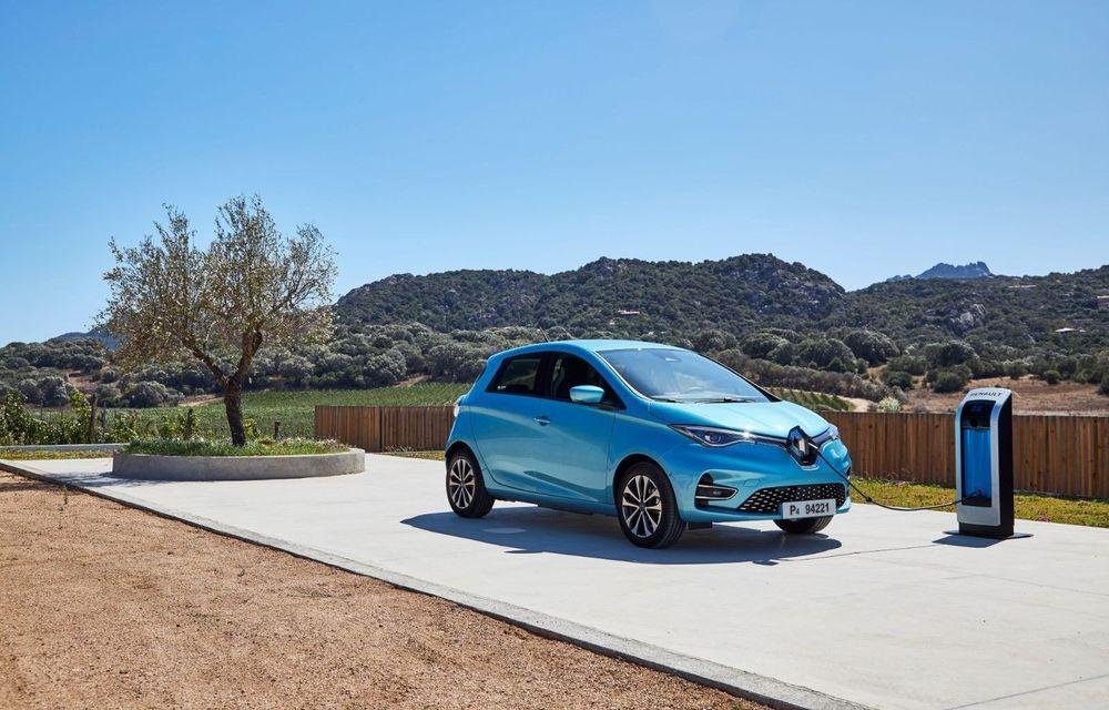 Renault va folosi semiconductori de la STMicroelectronics pentru mașinile sale electrice și hibride - Poza 1