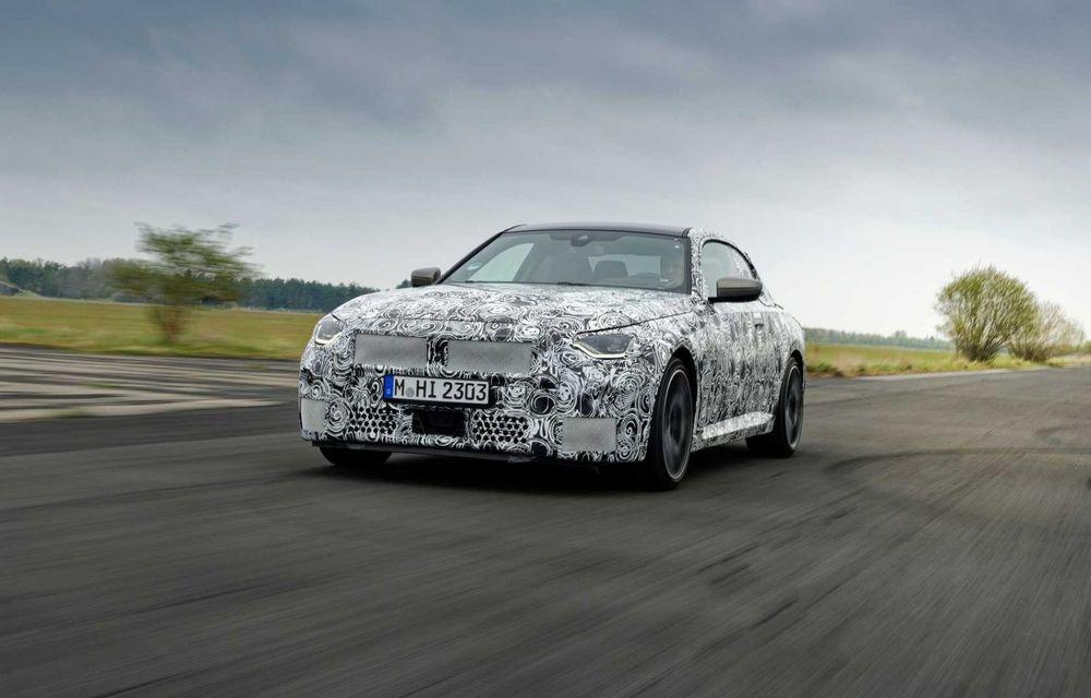 Noua generație BMW Seria 2 debutează în 8 iulie, cu ocazia Festivalului Vitezei de la Goodwood - Poza 3