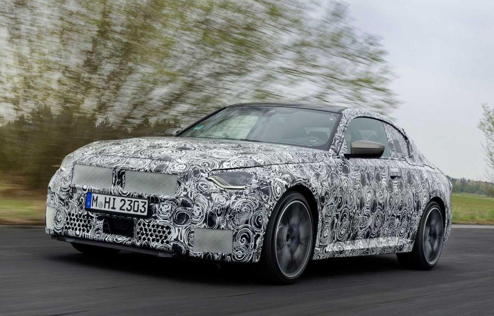 Noua generație BMW Seria 2 debutează în 8 iulie, cu ocazia Festivalului Vitezei de la Goodwood - Poza 4