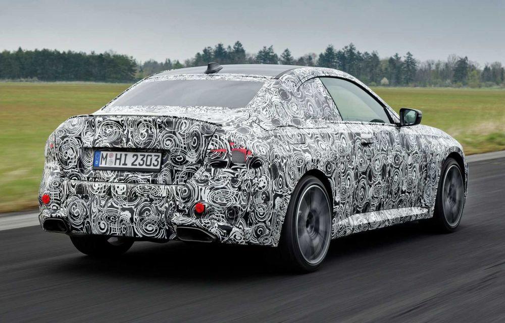 Noua generație BMW Seria 2 debutează în 8 iulie, cu ocazia Festivalului Vitezei de la Goodwood - Poza 6