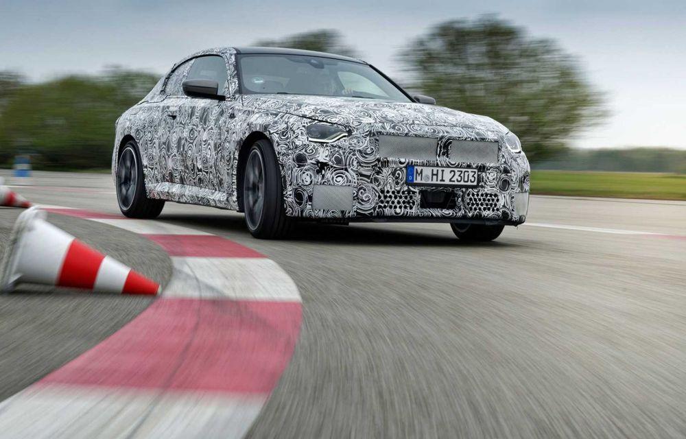 Noua generație BMW Seria 2 debutează în 8 iulie, cu ocazia Festivalului Vitezei de la Goodwood - Poza 5